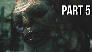 RESIDENT EVIL 8 VILLAGE PART 5 The Most Disgusting Boss