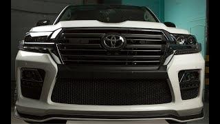 Toyota Land Cruiser 200 Рестайлинг
