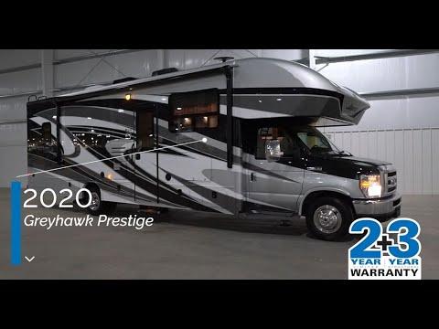 2020 Jayco Greyhawk Prestige Motorhomes