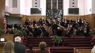 Handel: Messiah - He that dwelleth in heaven . . Thou shalt breakthem . . Hallelujah!