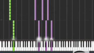 Darkwell - Realm of Darkness (synthesia)
