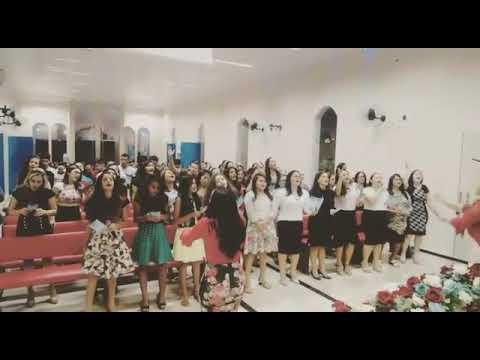 Congresso de jovens senhoras e adolescentes de antonina do norte