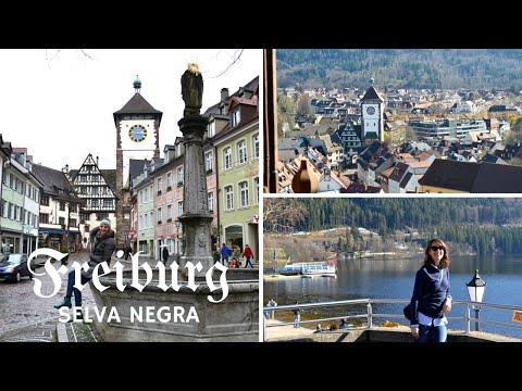 Dos días en Freiburg y la Selva Negra (Alemania) | Dos Españoles por el Mundo