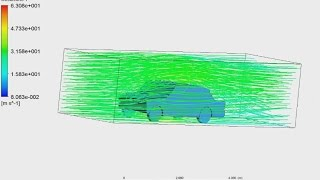 Tutorial ANSYS CFX Part 1/2 | Analysis of vertical wind