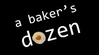 A Baker's Dozen 08- Yams