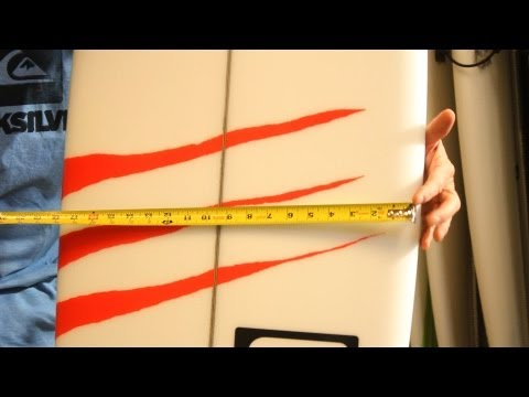 10 Facts about Board Dimensions | Surfboard Basics