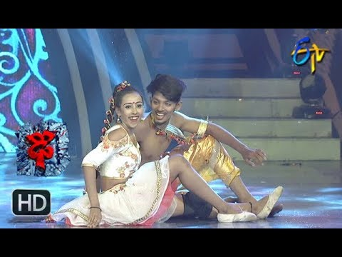 Aishwarya Performance | Dhee 10 |  18th April 2018   | ETV Telugu