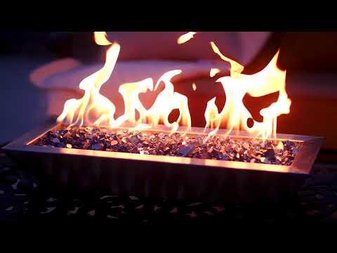 Westfalen Fire Pit - Stainless Steel