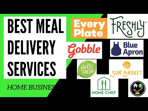 BEST Food Meal Delivery Services - Prepared Food - Hello Fresh Every Plate Blue Apron Freshly