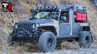 Adventure Jeep Truck Conversion Build!