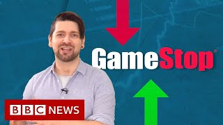 GameStop share trading explained - BBC News
