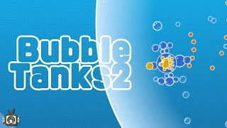 [플래시] 버블 탱크2 (Bubble Tanks2) : 오오! 이 맛이야!