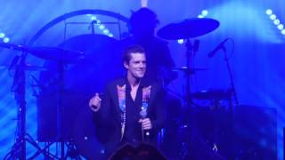 """""""White House Subs Mention & The Way It Was"""" The Killers@Borgata Atlantic City 6/10/17"""