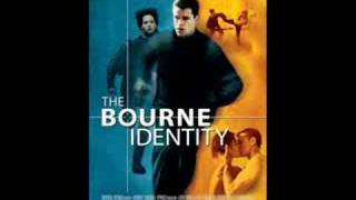 The Bourne Identity OST Escape From Embassy