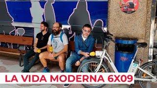 LVM 6x09 |    *************************************************************** Equipo:  Álex Pinacho - Producción y redes sociales Coke Peinado - Sonido Pablo Palacios - Grabación y edición de vídeo Bea Polo - Grabación y edición de vídeo  *************************************************************** Si quieres venir de público, esto te interesa: http://cadenaser.com/programa/2017/09/19/videos/1505808171_331719.html  Podéis dar la turra también en: Cadena SER: http://cadenaser.com/programa/la_vida_moderna/ Facebook: https://www.facebook.com/LaVidaModerna Twitter:  https://twitter.com/vidamoderna Instagram: https://www.instagram.com/la_vida_moderna/ Spotify: https://open.spotify.com/user/lavidamodernaser   Descarga la app en tu móvil o tablet: Enlace Itunes Store: https://goo.gl/dBLXOz Enlace Google Play: https://goo.gl/8oVRwZ  Enlaces podcast Podcast Itunes: https://goo.gl/IcGh8w RSS: http://goo.gl/FLO3ze