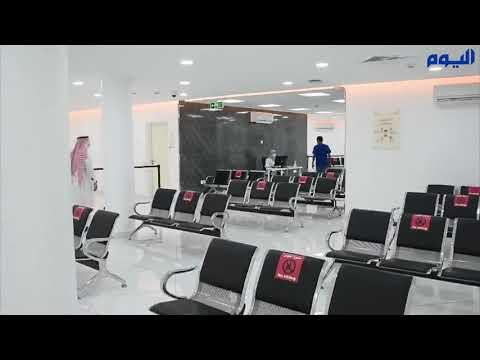 فيديو.. تدشين مركزين للقاحات كورونا بدوام مسائي في الشرقية