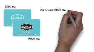OneCard - Единая Дисконтная Карта