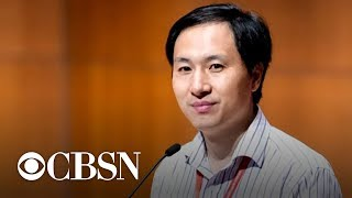 Chinese scientist who created 2 gene-edited babies fired by university