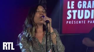 Zazie - Je suis un homme en live dans le Grand Studio RTL - RTL - RTL