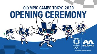 Opening Ceremony - Olympic Games Tokyo 2020 | Tokyo 2020