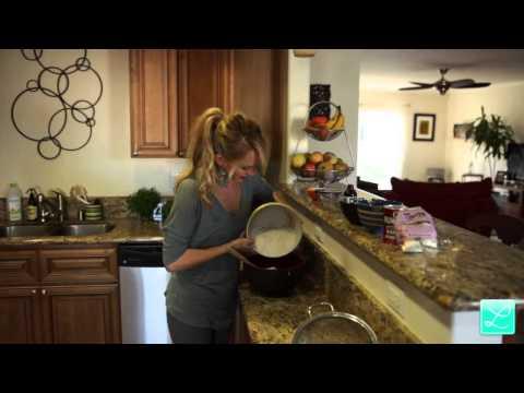 Video Vegan Zucchini Bread Recipe