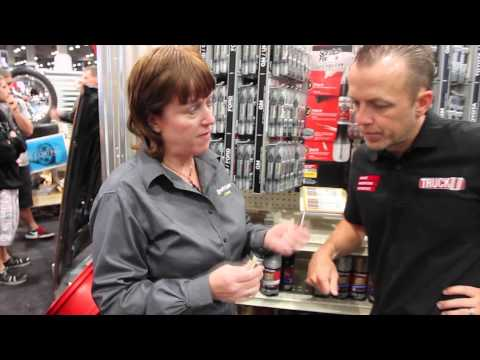 Dupli-Color Scratch Fix All-in-1 at SEMA 2013 with Matt Steele