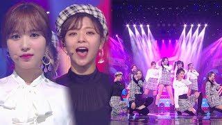 TWICE(트와이스) - YES or YES @인기가요 Inkigayo 20181125