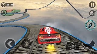 Fastest Car Impossible Stunt Driving Game - Car Games - Car Racing Games - 3d Car Stunt Gameplay