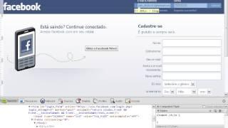 Descobrir senha de Facebook,Habbo br ou Pirata