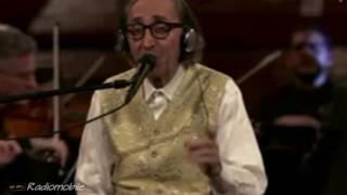 Franco Battiato (Live): perché sei un essere speciale, ed io avrò CURA DI TE ...