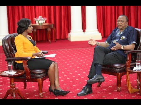 EXCLUSIVE: President Uhuru updates nation on manufacturing as a Big 4 Agenda 2 | #TransformKenyaSG