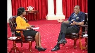 EXCLUSIVE: President Uhuru updates nation on manufacturing as a Big 4 Agenda 2 | #TransformKenyaSG