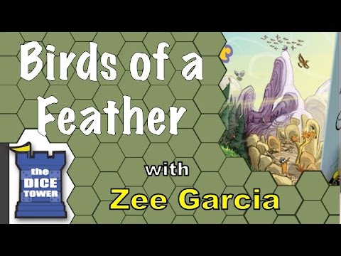 The Dice Tower reviews Birds of a Feather