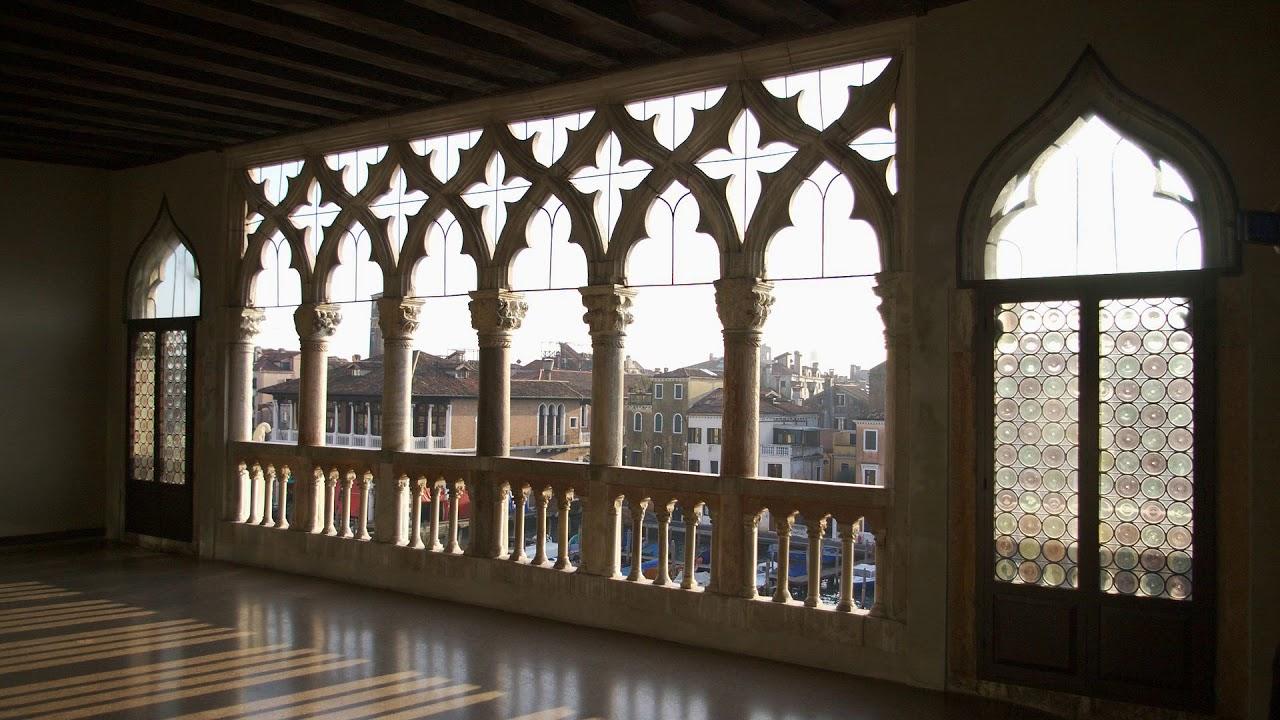 venice, italy, Ca' d'Oro, palace