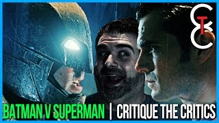 Batman V Superman | We're MAKING FUN of the MOVIE CRITICS #76