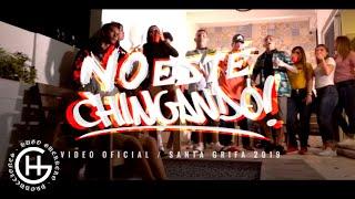 No Este Chingando - Santa Grifa (Video Oficial ) #RealnotazBeatz