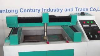 Full automatic metal etching machine