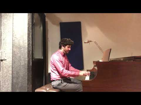 Beethoven - Sonata no. 3 in C Major, mvt 4