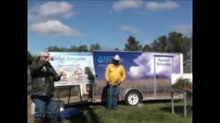 Rainfall Simulator – NRCS South Dakota