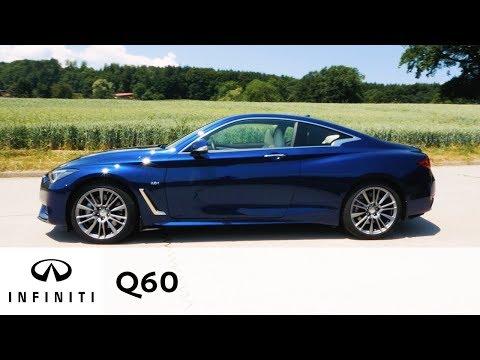 Infiniti  Q60 Купе класса A - рекламное видео 2