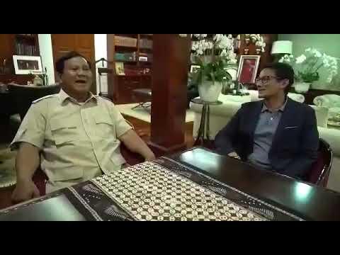 Video Mesra, Prabowo-Sandi Berterima Kasih pada Pendukung, Isu Penamparan Terbantahkan