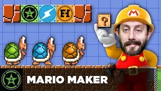 Let's Play - Super Mario Maker
