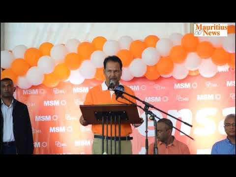 Mauritius News: Numéro 12: Kavi Doolub remplace Dr Dev Kowlessur