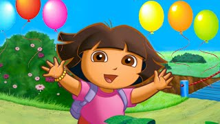 Dora the Explorer | Dora's Great Big World - Episode 1 - Kids Games