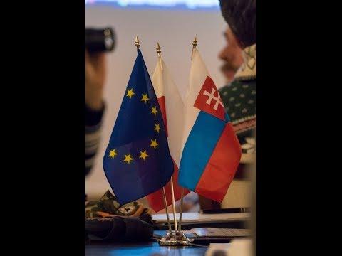 Ochrona i prezentacja dziedzictwa kulturowego, Plaveč-Muszyna 2018