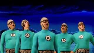 The AquaBats! 2011 Tour Intro!