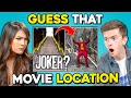 Can YOU Guess The Movie Location In Real Life!? | Guess That Movie Location
