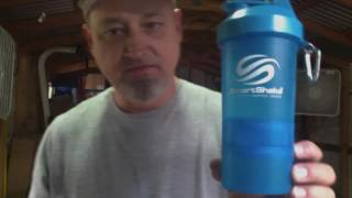 Quick Review of the SmartShake Shaker Cup.
