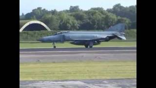 preview picture of video 'Phantom F 4 F Operation - Neuburg'