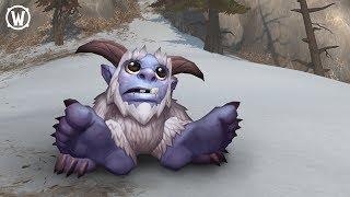 Новый питомец для World of Warcraft – Колотун!